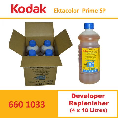 Kodak Ekta color Prime SP Developer ( 4 x 10 Liters )