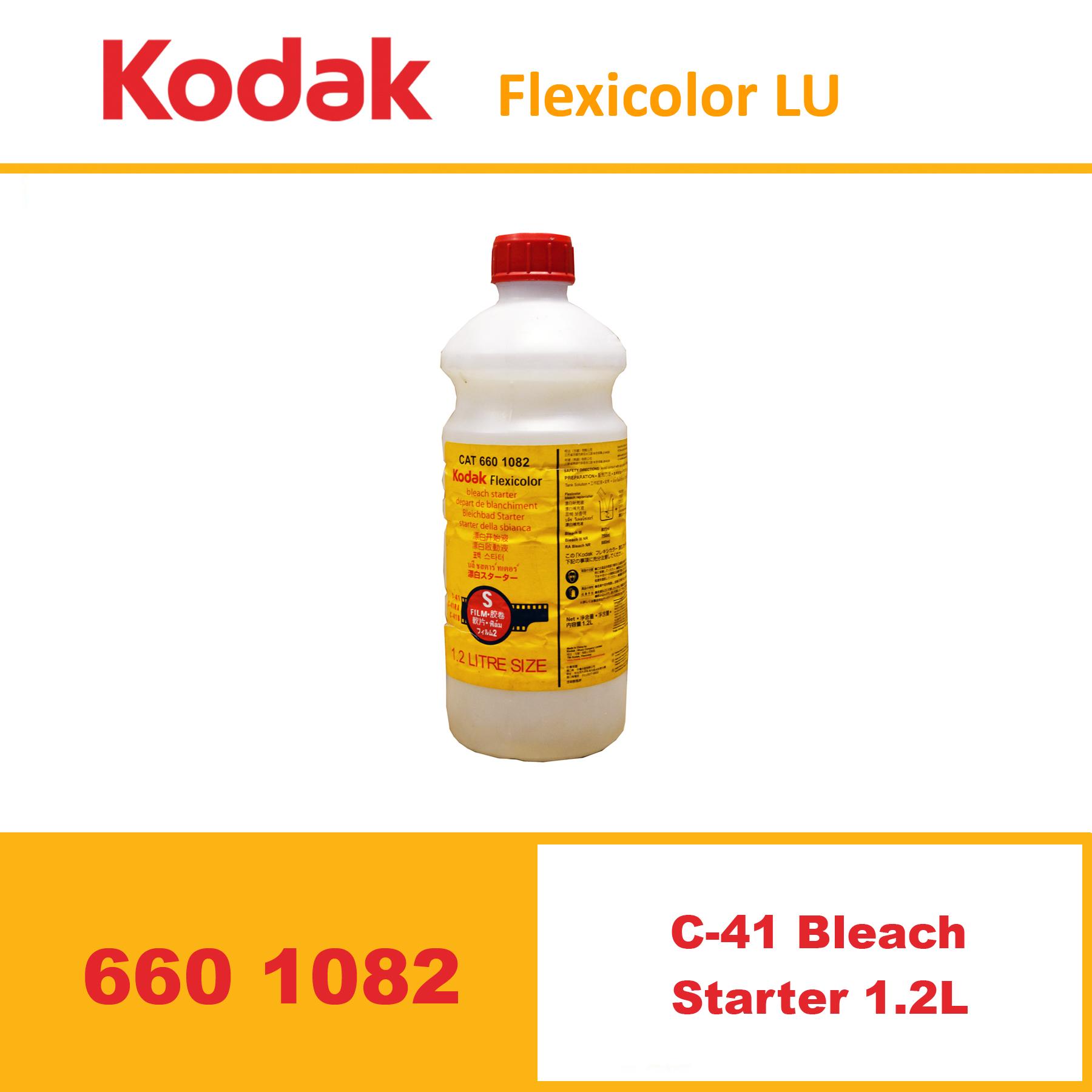 Kodak 1.2L Flex color (C-41) Bleach Starter for Color Negative Film