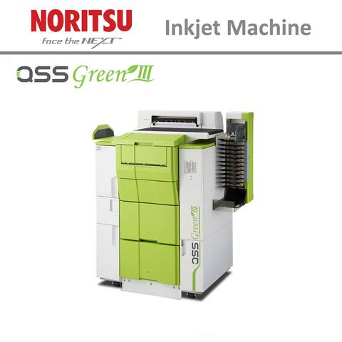 QSS Green III Inkjet Photo Printer