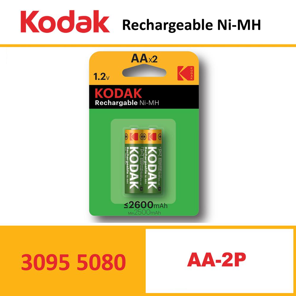 KODAK KAAHR Rechargeable NiMH AA-2