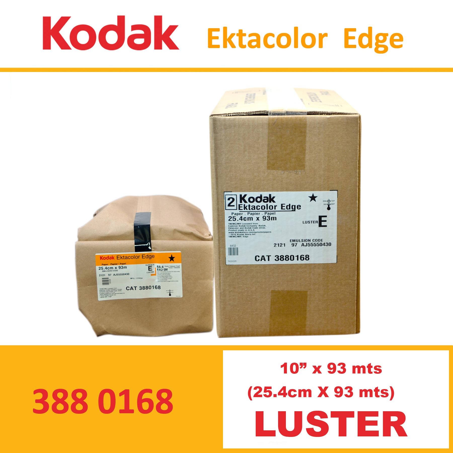 """Kodak10"""" Ekta Color Edge Paper Lustre"""