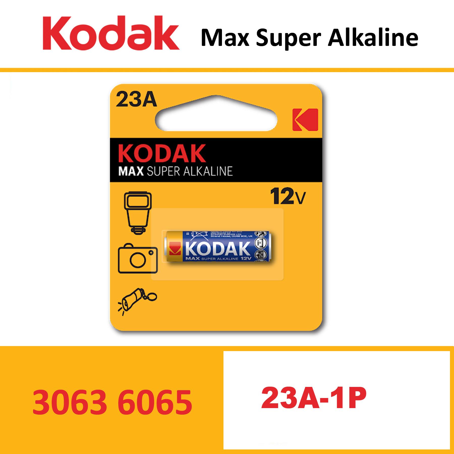 KODAK K23A MAX SUPER Alkaline battery