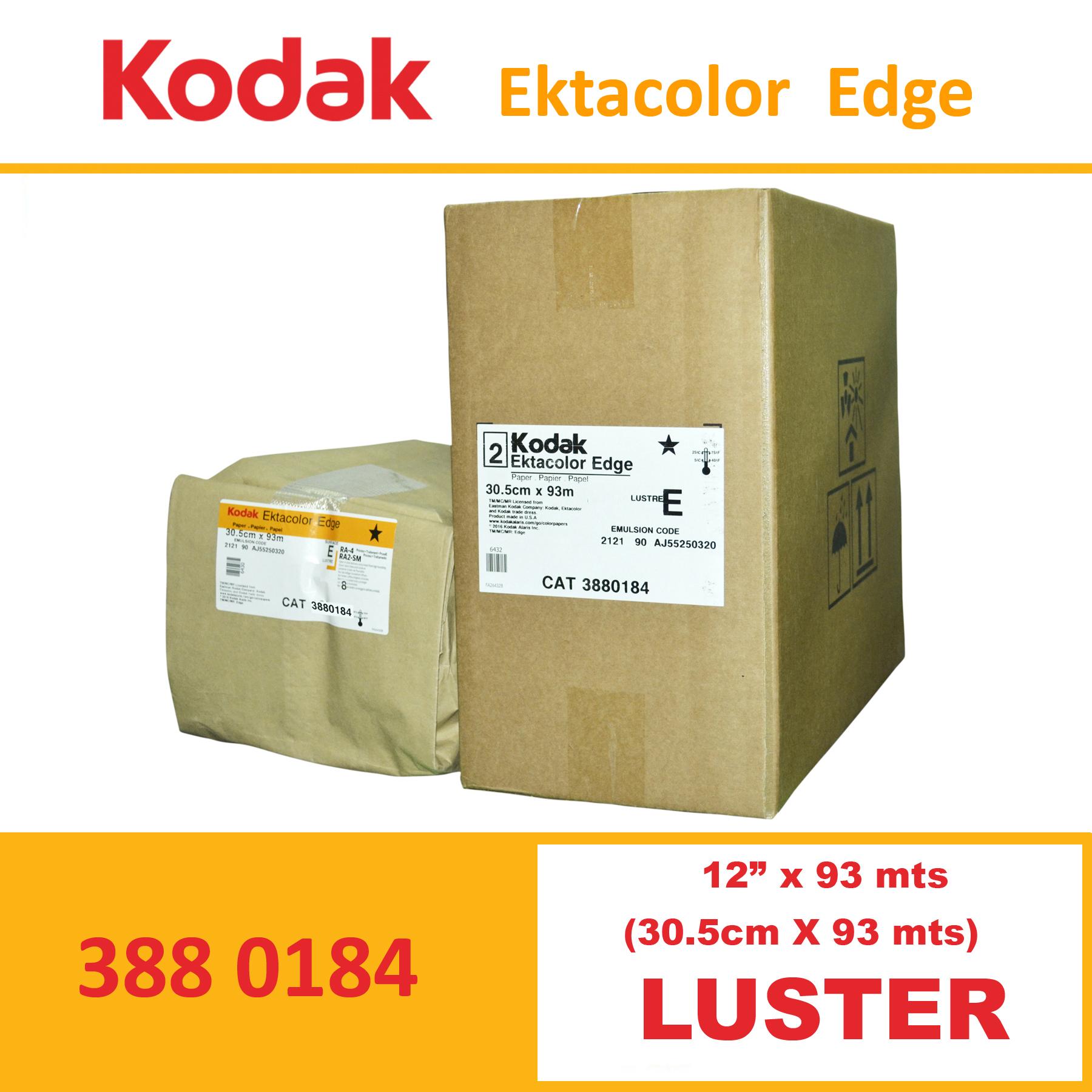 """Kodak 12"""" Ekta Color Edge Paper Lustre"""