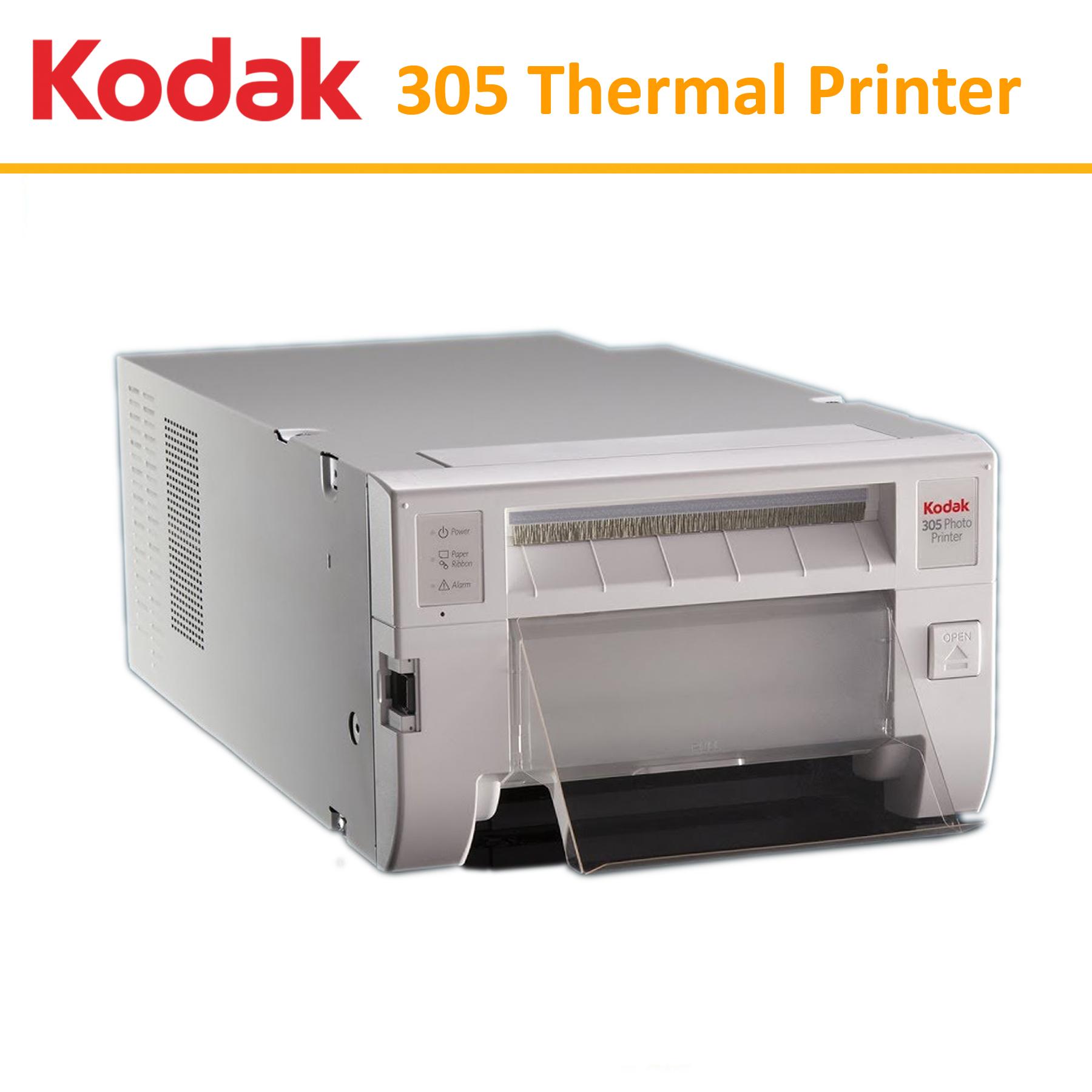 KODAK 305 Dye Sub Photo Printer