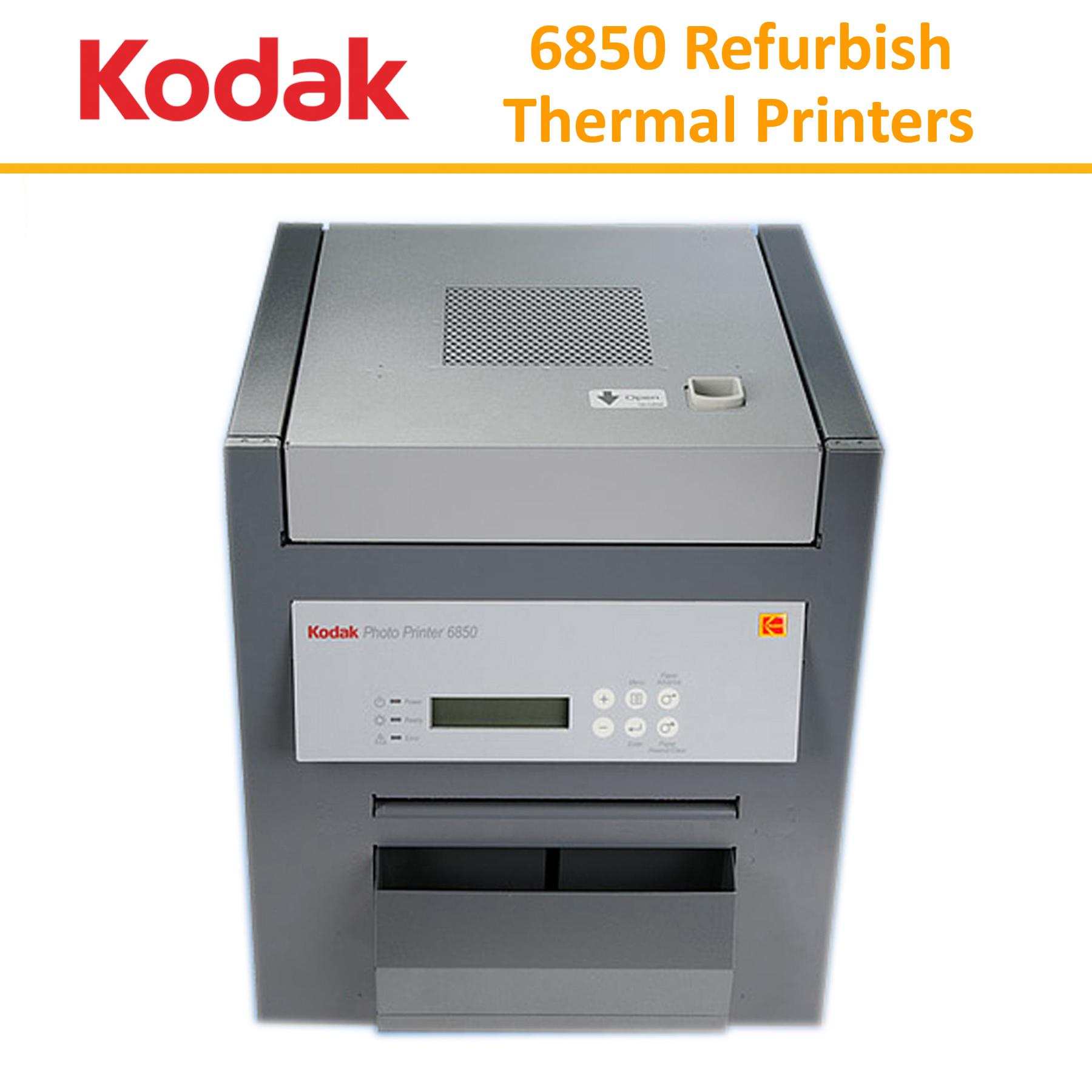 KODAK 6850 Dye Sub Photo Printer