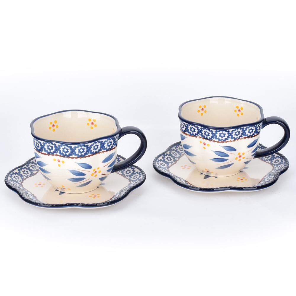 temp-tations® Old World Tea Set of 2 – Blue