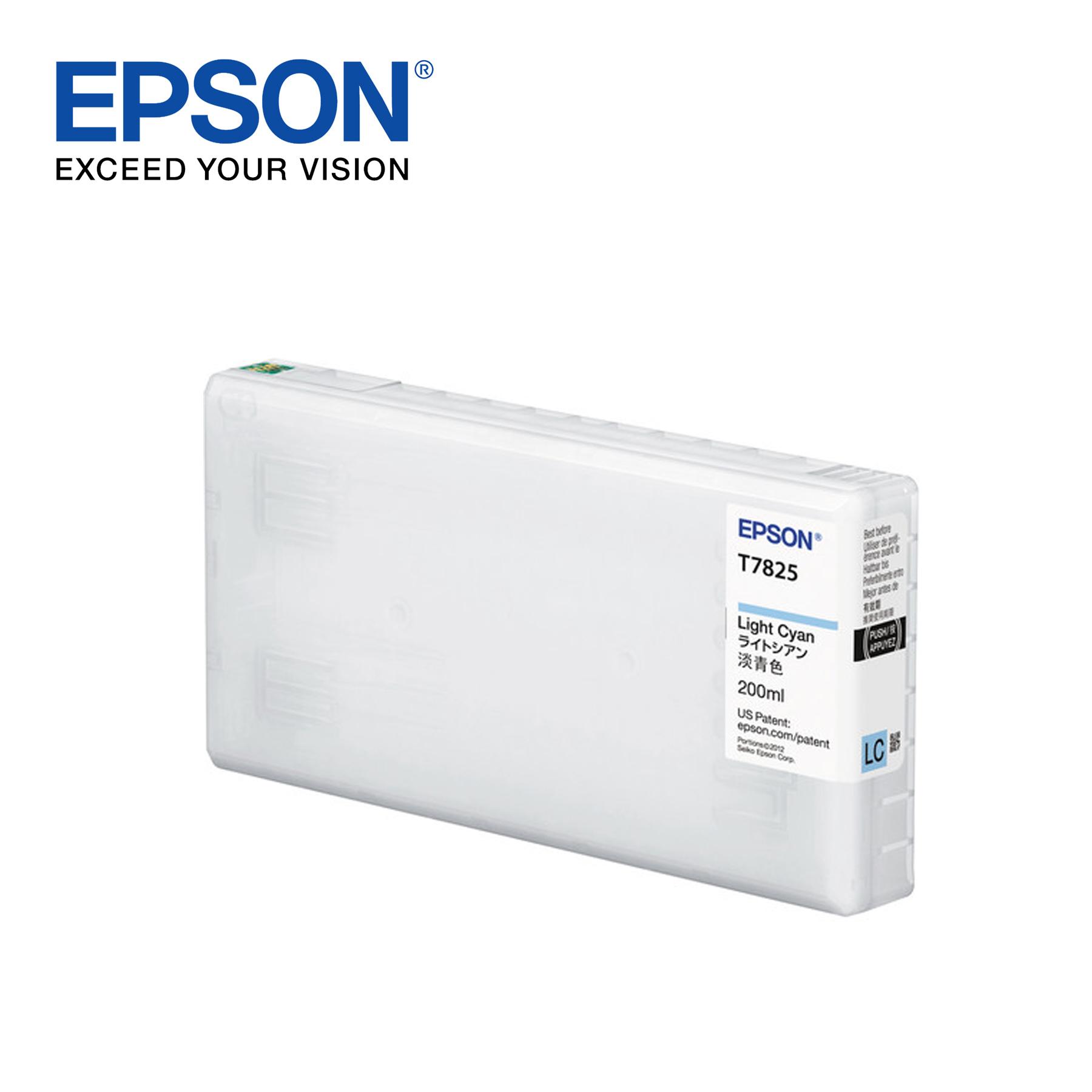 Epson Ink Cartridge for Surelab SL-D700 Photo Printer – Light Cyan